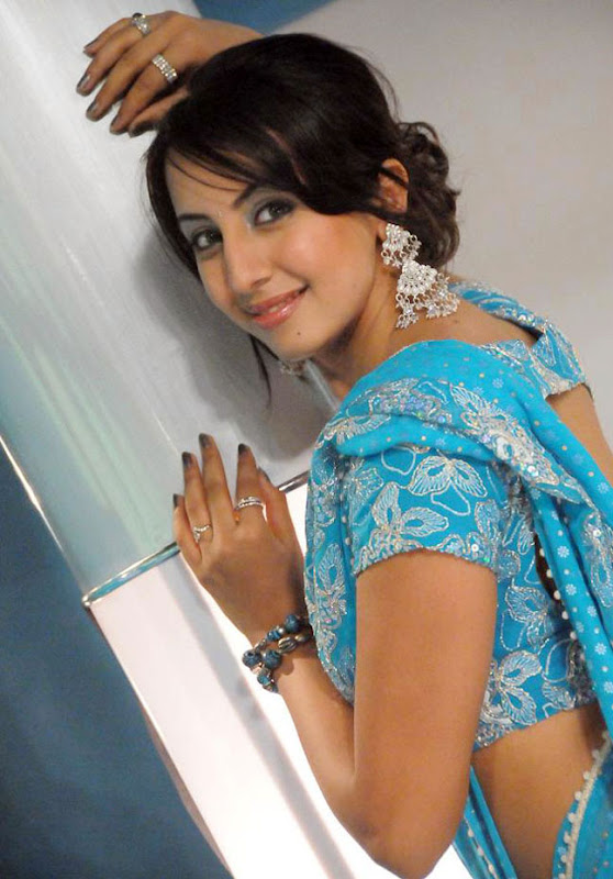 hot sexy heroine sanjana image gallery
