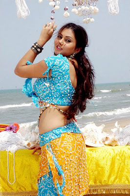 hottest latest hot images of namitha from jagan mohini very hot exposing