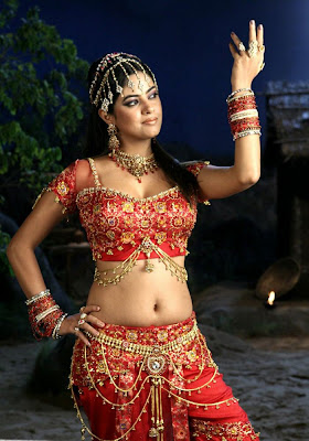 These Pics Of Meera Chopra Are From The Movie Jagan Mohini