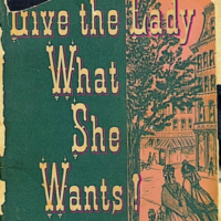Give The Lady What She Wants! Click to enlarge and view entire image