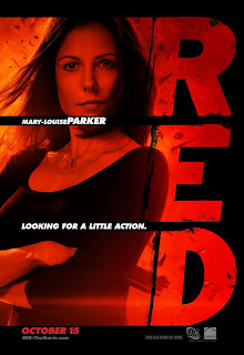 Mary Louise Parker Red