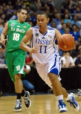 The Past and the Spurious: UAAP Season 72 Jerseyvaluation: ADMU Blue