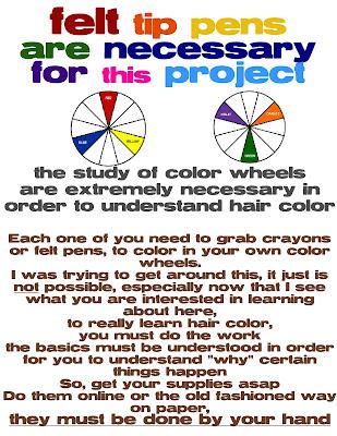 tertiary colour wheel. the Colour Wheel.