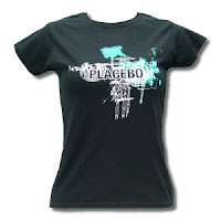 camiseta Placebo