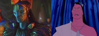 Avatar x Pocahontas - o chefe da tribo