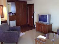 Room 302 suite, hotel Maxi tanjung balai