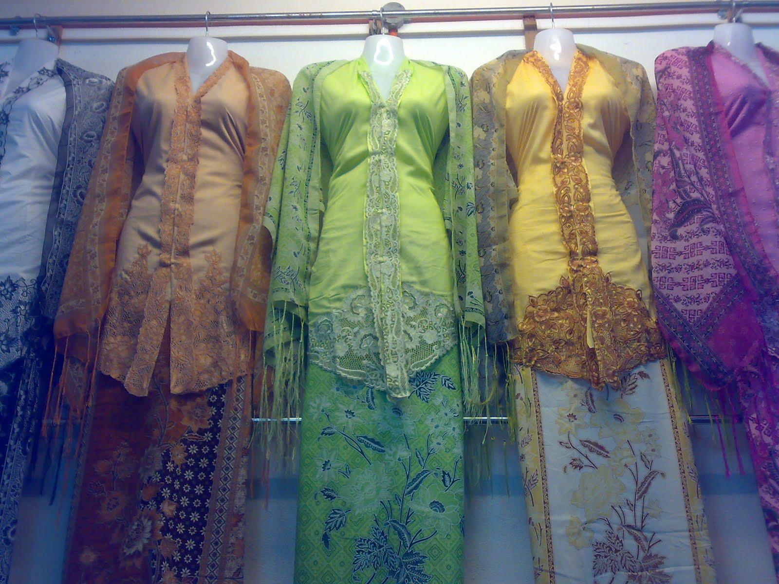 Baju kanak2 branded & kain dari indonesia offer