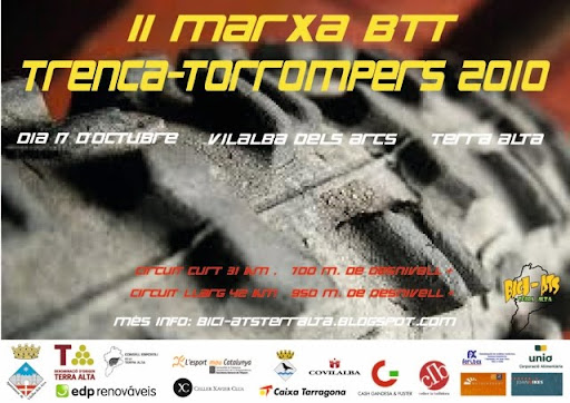 TRENCA-TORROMPERS 2010 - VILALBA DELS ARCS