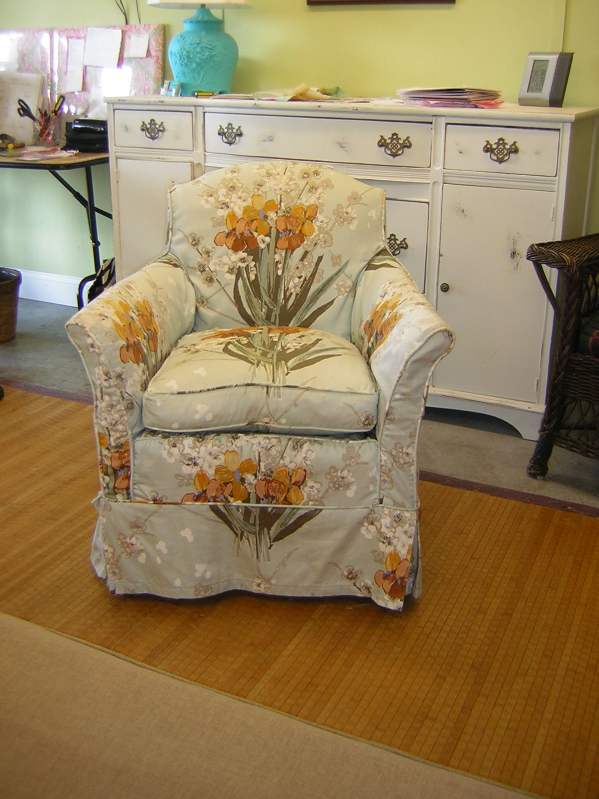40u0027s Boudoir Chair
