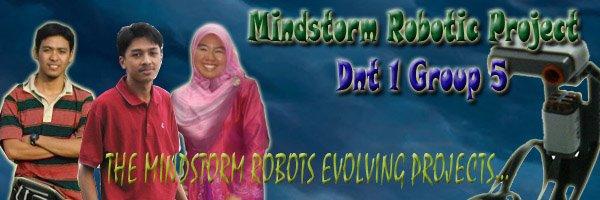 MINDSTORM Robotics Project QUT5-D&T1