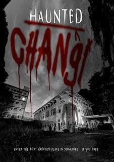 Filme Poster Haunted Changi DVDRip RMVB Legendado