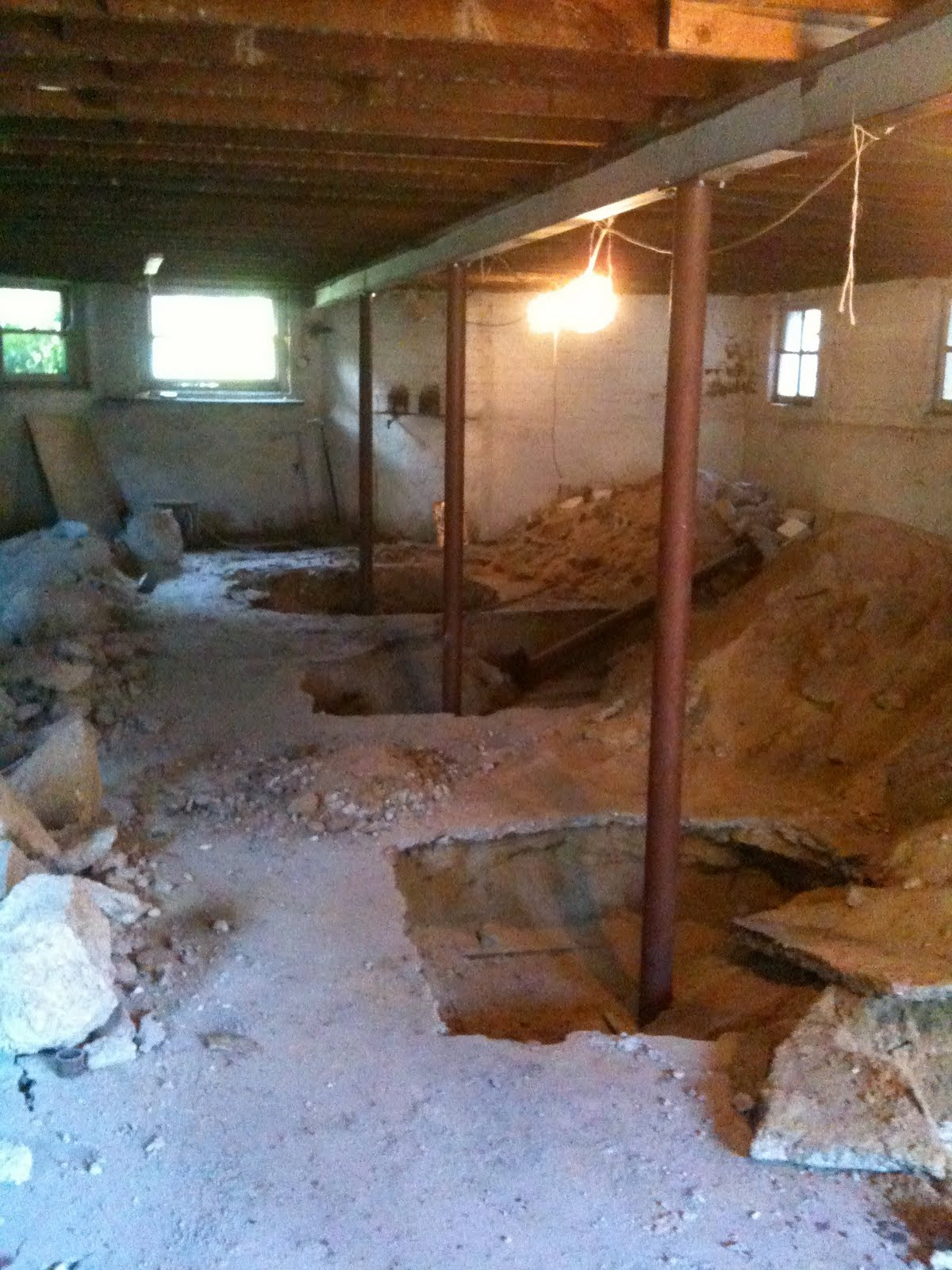 Cost Of Digging A Basement 28 Images Structural Cellar