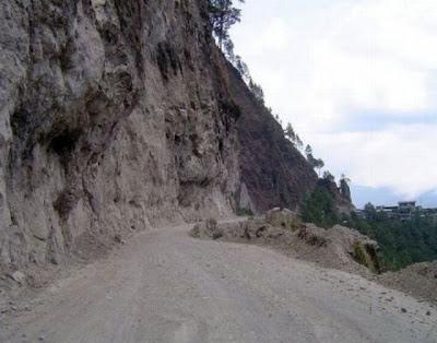 Las carreteras más terroríficas del mundo