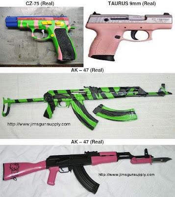 Senjata Api Asli Yang Sekilas Mirip Mainan 2