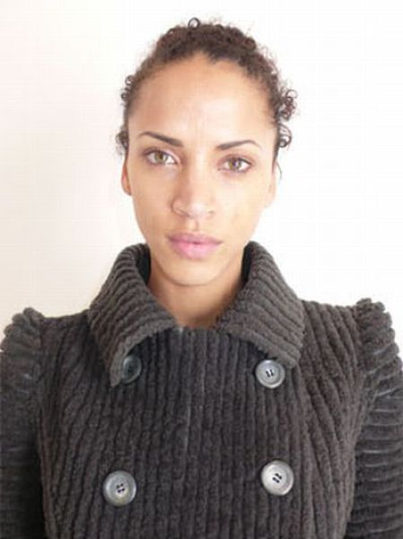 Louis Vuitton Model without Make-Up | Most happening and funny things in the