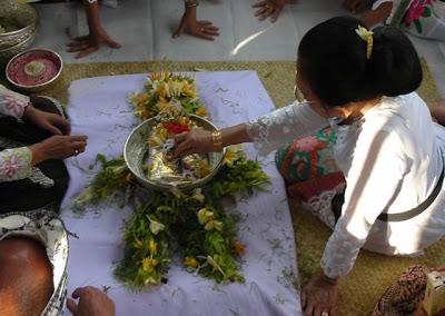 cremation Madé Djelantik