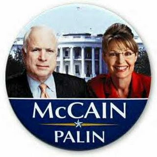 Vote John McCain / Sarah Palin 2008