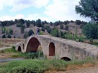 Puente romano de Lueco de Jiloca