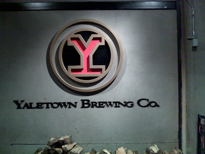 Yaletown Brewing Co