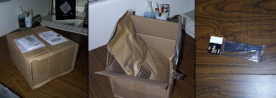 Photos of excessive packaging