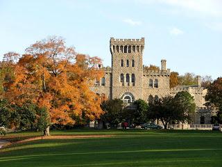 Starting at Manhattanville College