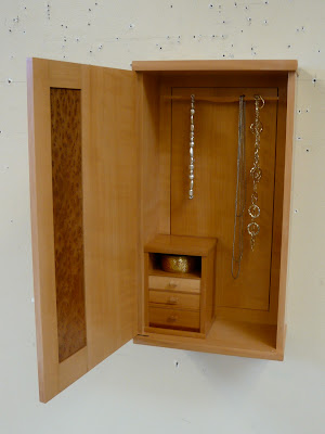jewelry cabinet Laura Zahn