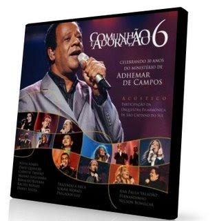 Comunh�o e Adora��o - Adhemar de Campos Vol. 6 (Playback)