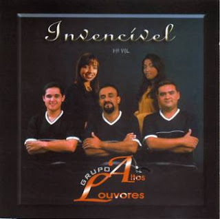 Altos Louvores - Invenc�vel (Playback)
