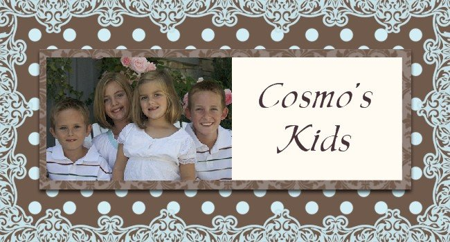 The 4 Edwards Kids