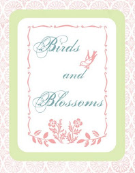 Birds and Blossoms