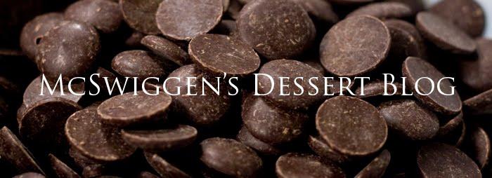 McSwiggen's Dessert Blog
