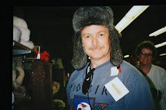 Merle's new hat