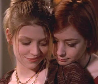 Willow y Tara, pareja perfecta