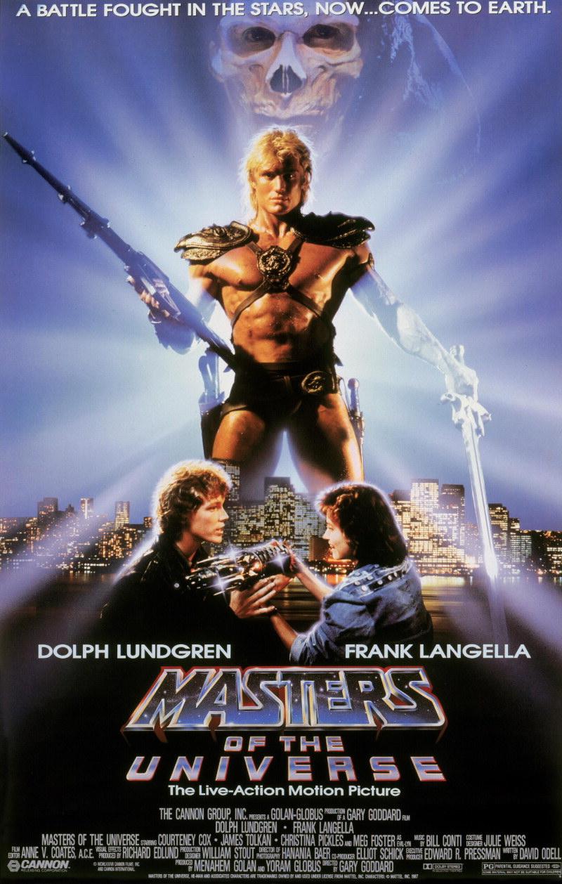 მსოფლიოს მმართველნი / Masters of the Universe (1987 )