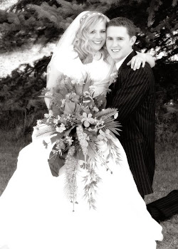 Our beautiful wedding day.
