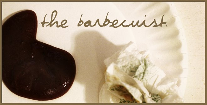 the barbecuist