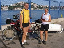 otros cicloviajeros