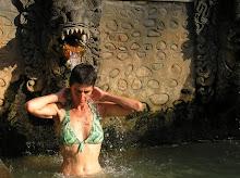Las hot spring.