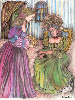 Isabel convida a  Trinidad