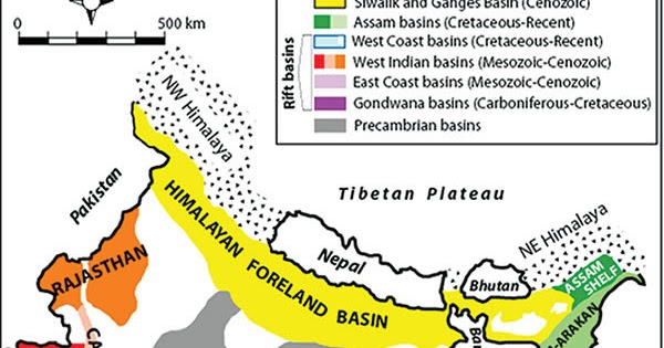 basins of india Long-term (1901–2012) changes in hydroclimatic variables in the 18 indian  subcontinental basins were examined with hydrology simulated using the  variable.