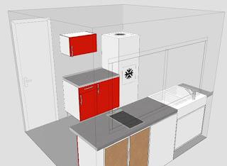 plus riche et independant: la rénovation de mon studio : comment ... - Creer Sa Cuisine Sur Mesure
