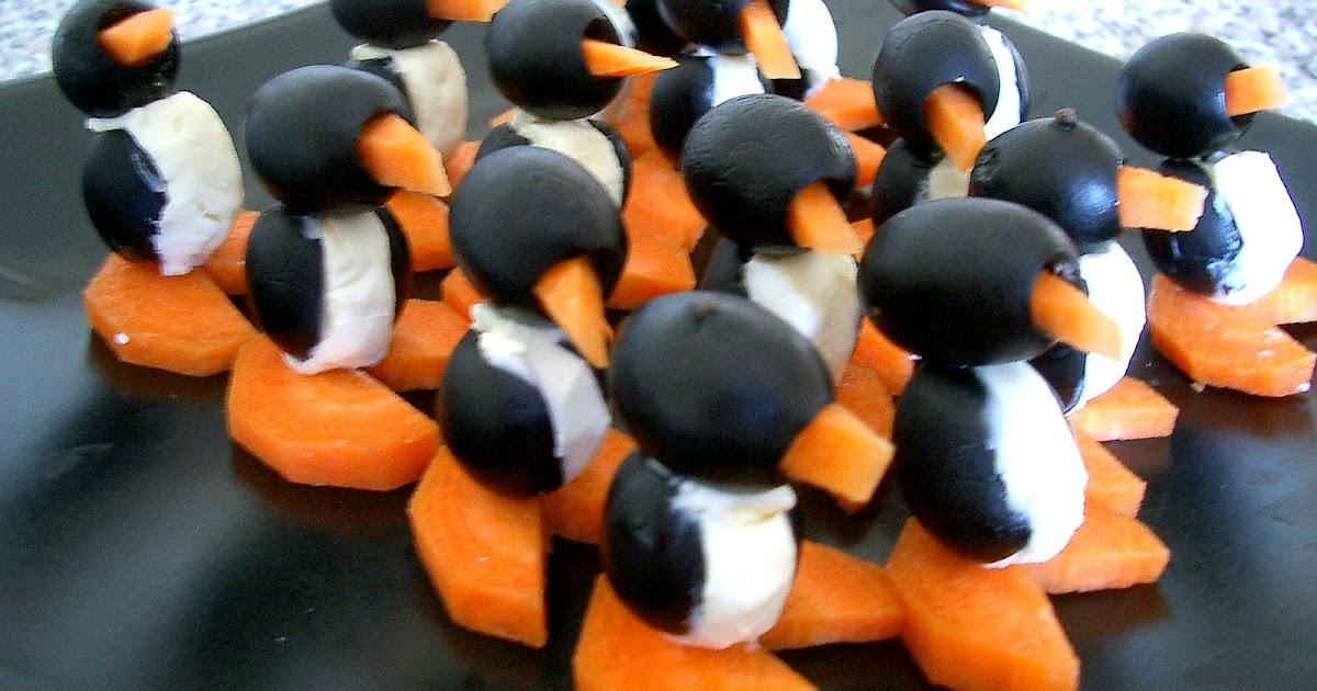 les recettes de chanchan une invasion de petits pingouins. Black Bedroom Furniture Sets. Home Design Ideas