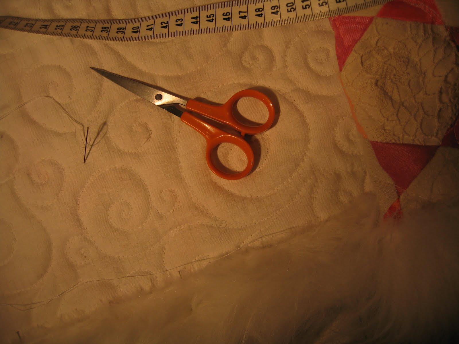 lang arm quiltemaskin