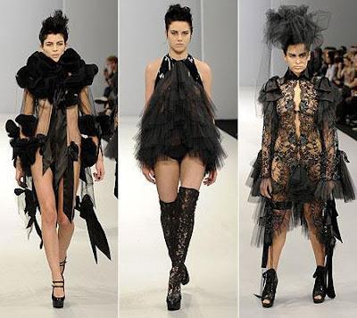 designer pam hogg clothing