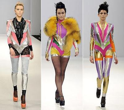 glam rock clothing