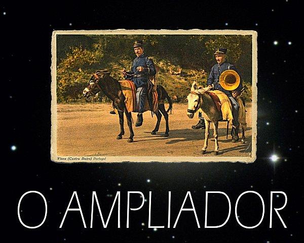 O AMPLIADOR