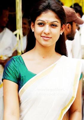 Speaking, nayanthara hot saree removed