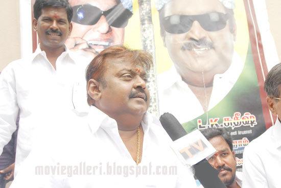 Vijayakanth Birthday Celebration 2009
