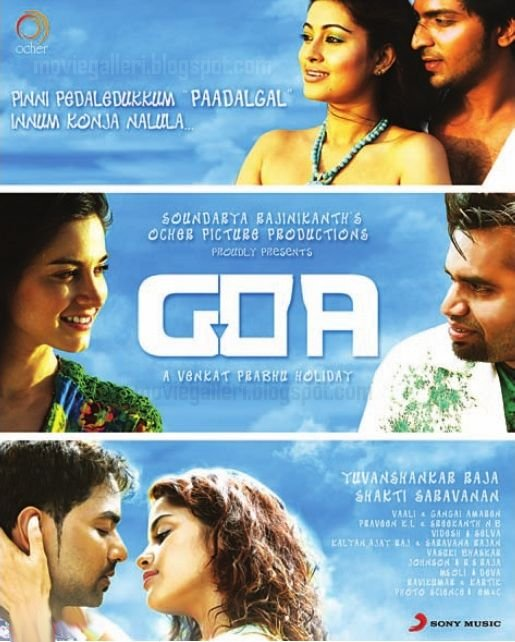 Watch Goa Tamil Movie Online