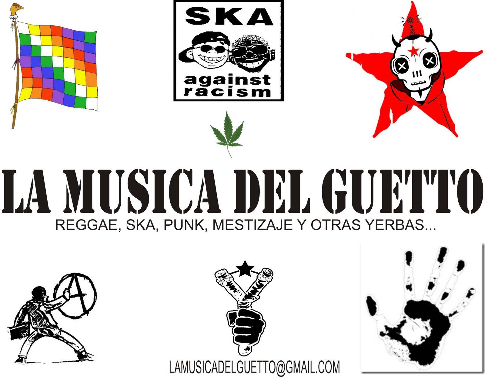 LA MUSICA DEL GUETTO